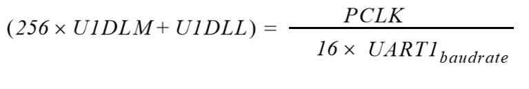 uart formula